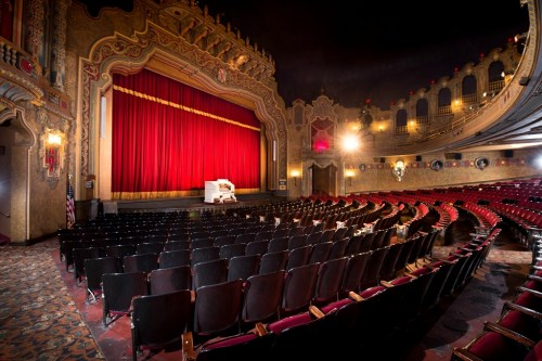 Best Historic Theatres in Ohio - The Canton Palace Theater