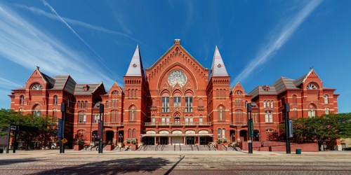 Best Historic Theatres in Ohio - Cincinnati Music Hall