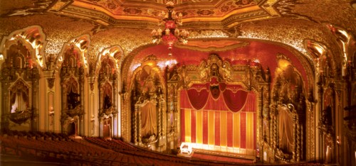 Best Historic Theatres in Ohio - The Ohio Theater in Columbus