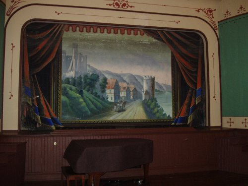 Best Historic Theatres in Ohio - The Pemberville Opera House