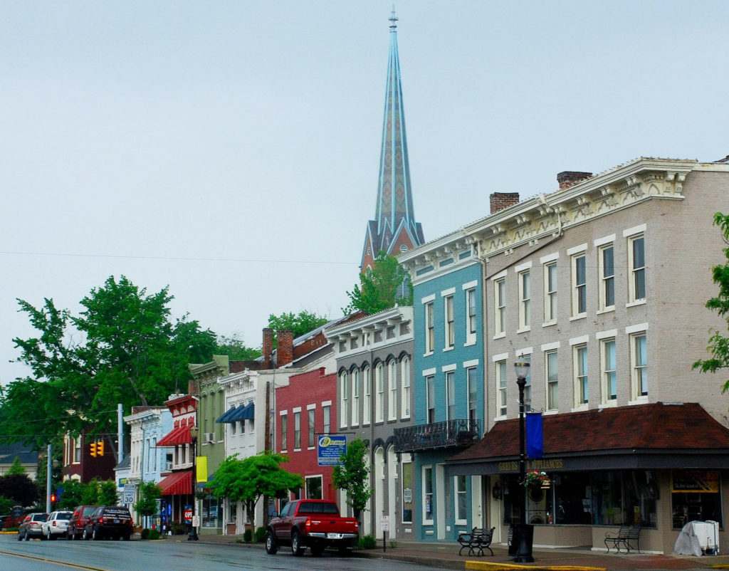 Madison Main Street Seeks Executive Director  Heritage