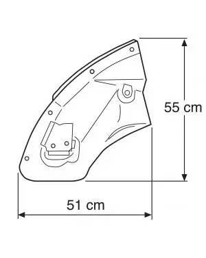 VW Beetle Front Body Panels