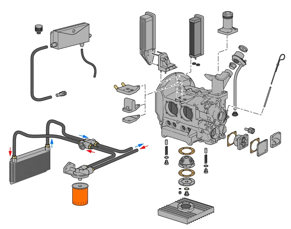 VW Beetle Engines & Engine Parts