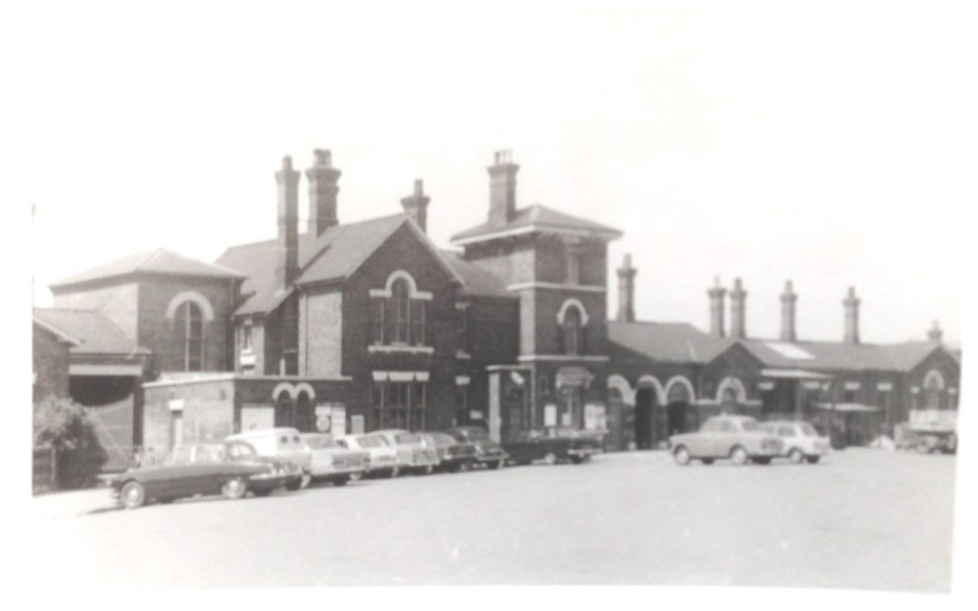 Spalding Railway Station buildings