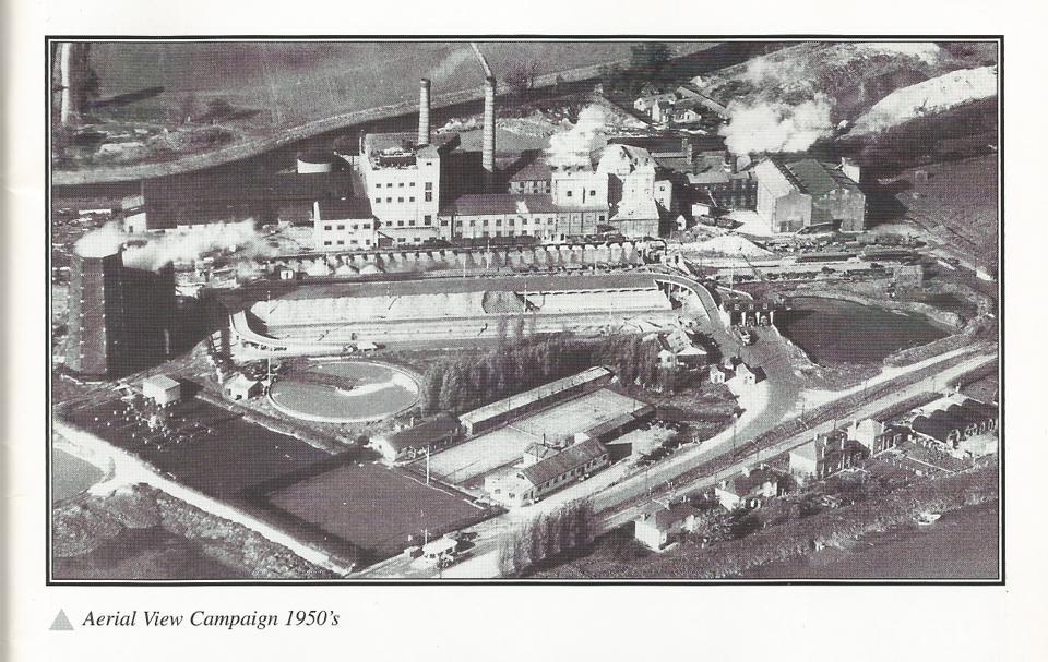 Sugar Beet Factory, Spalding