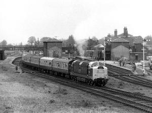 AOS P 1280 Spalding Station