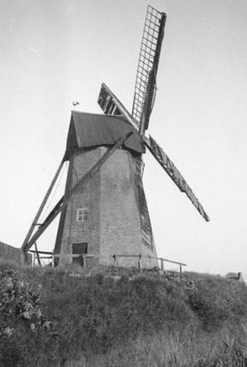 Sneaths Mill, Lutton Gowts 1935