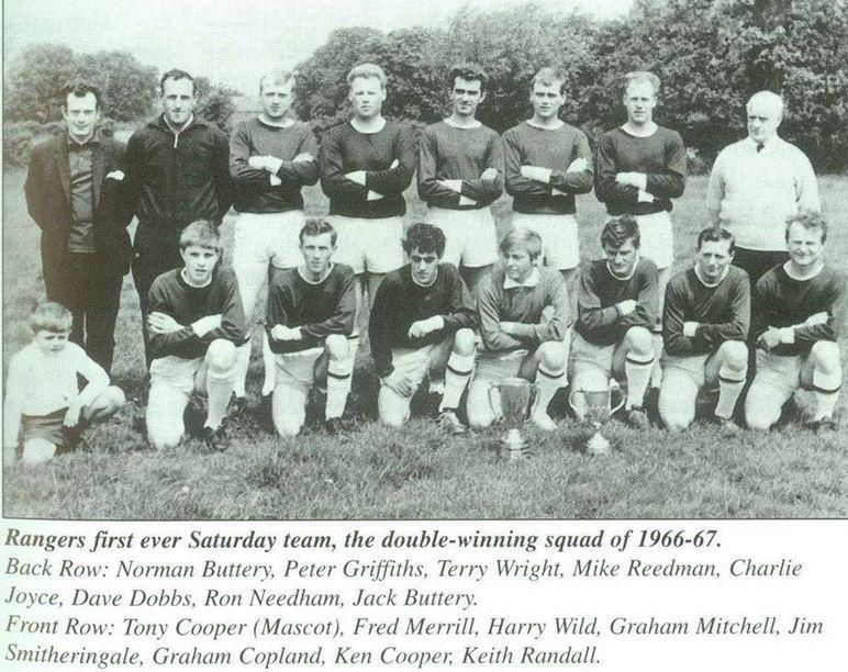 Deeping Rangers FC  1966-67