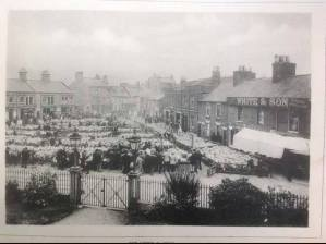 Spalding in 1930's and 40s