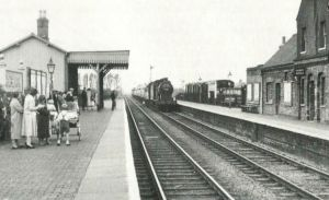 AOS P 2900 holbeach station aug 1958
