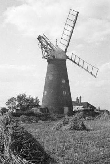 Hopkins or Rhodes Mill Spalding Common