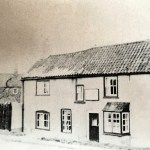 Cross Key Inn as the building is today