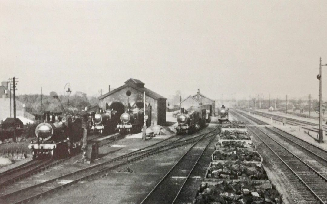 M&GN's St John's Road locomotive depot