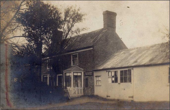 Saracens Head, The Post Office……c.1914
