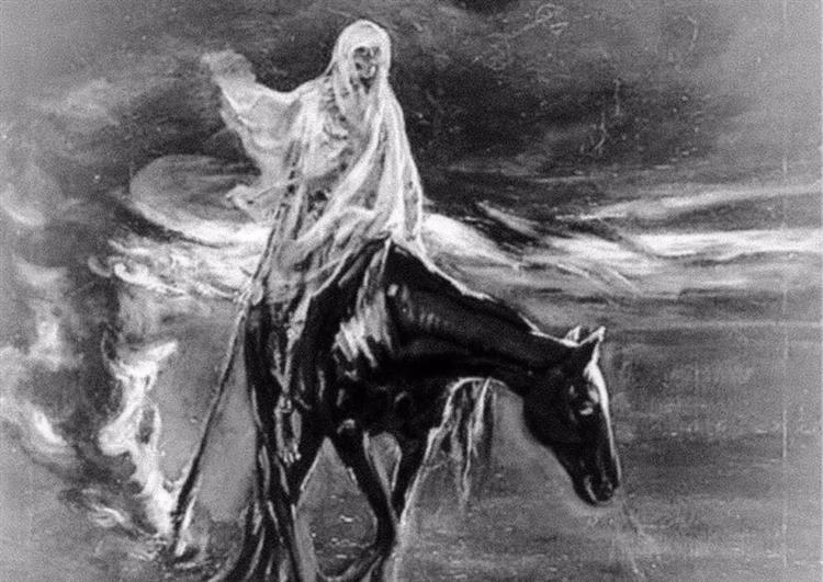 The Phantom Horseman of Sutton Bridge
