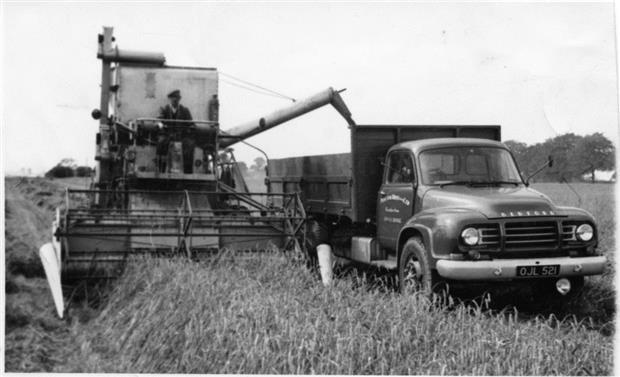 Combining in 1959