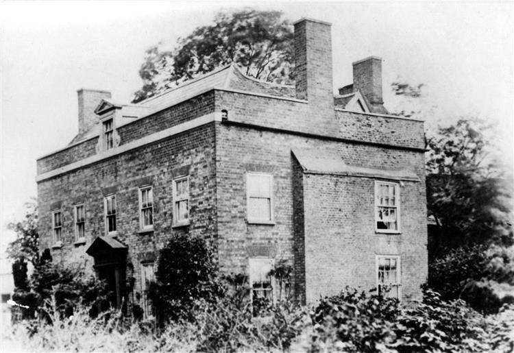 Lost Long Sutton Manor House