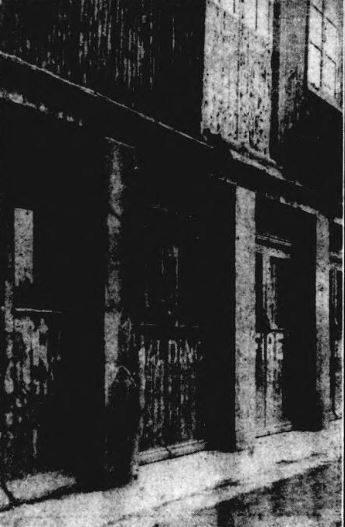 Spalding Fire Station 1931