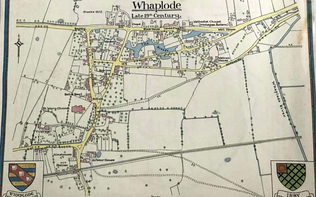 Whaplode in the late 19th Century