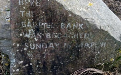 Breach at Barrier Bank Crowland
