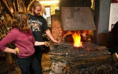 Chain Bridge Forge – Open Weekend 14/15th March
