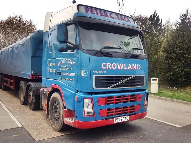 Crowland Transport Photographs