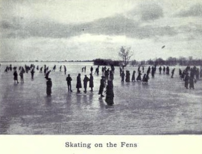 Skating on the Fens