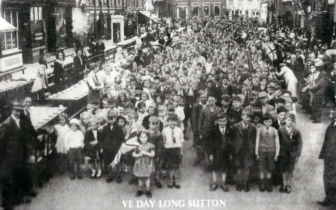 VE Day Celebrations – Long Sutton