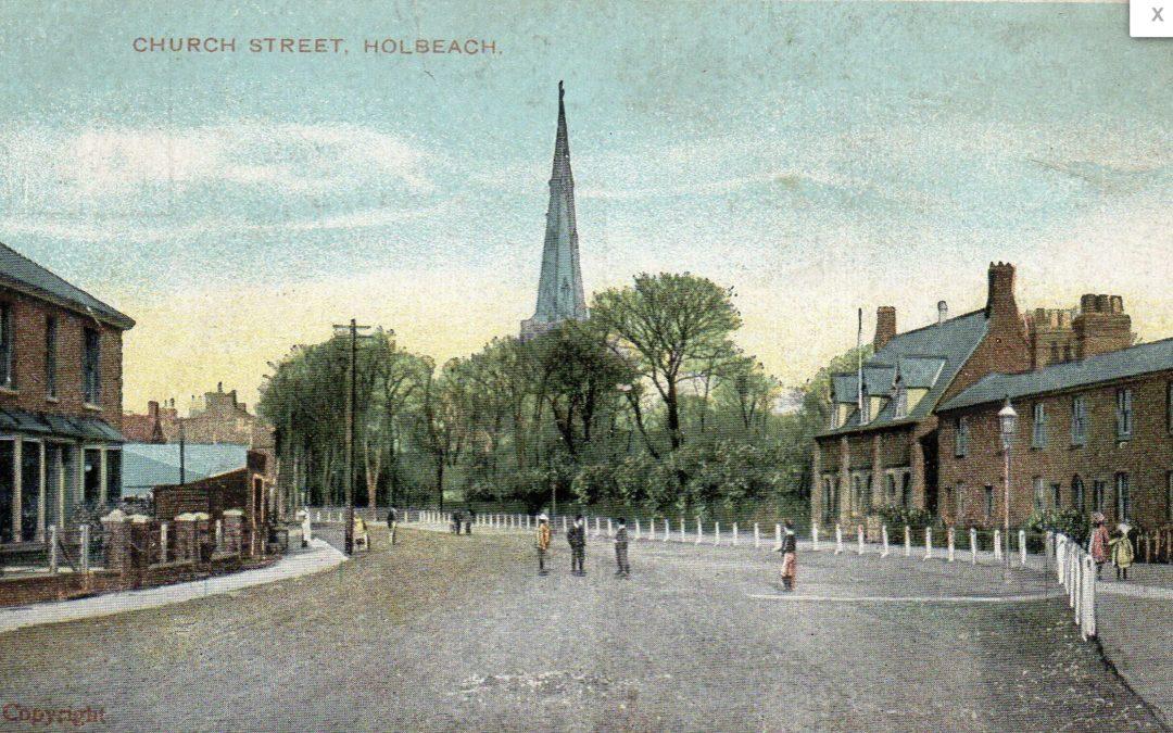 Church St Holbeach