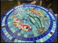 Mosaic Tile Art Gallery   Tile Design Ideas