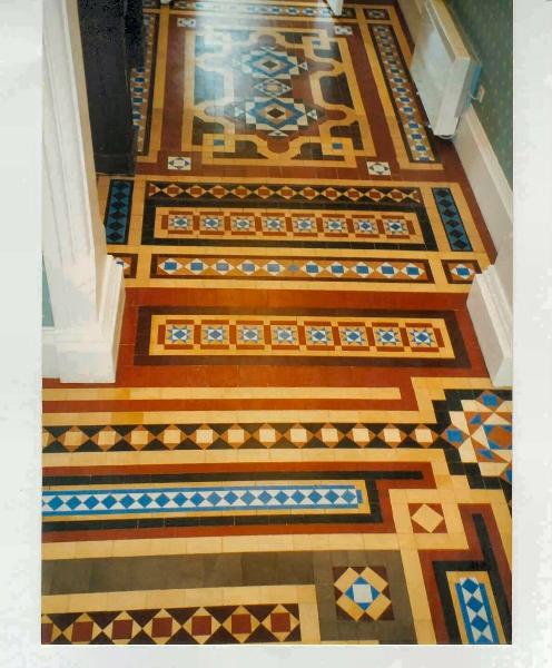 Victorian Floor Tiles Restoration Wikizie