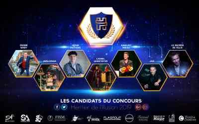Candidats Héritier 2019