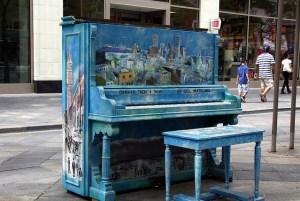 Piano 16th street Denver