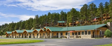 Rock Crest Lodge Custer
