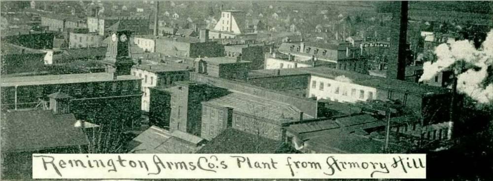 Souvenir of Ilion 1904 Ilion Herkimer county NY