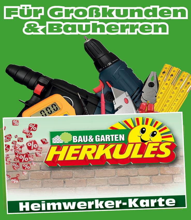 Mein Markt HERKULES Bau&Garten Markt