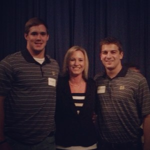 Ben Councell and Austin Collinsworth, oh and me!