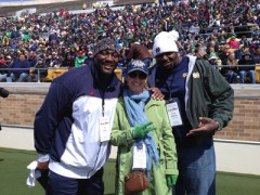 Blue-Gold Game Photo Journal