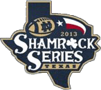 Shamrock Series Texas Logo