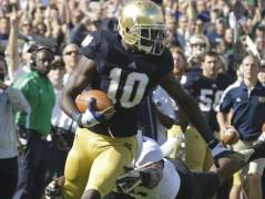 "UPDATE: DaVaris Daniels ""Done"" at Notre Dame, Ishaq Williams Out for 2014, and Kendall Moore's ND Career Comes to an End"
