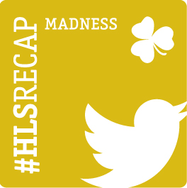 #HLSrecapMadness logo