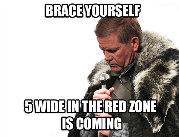 Brace Yourself 5 Wide