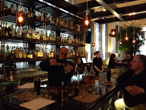 The Exchange Whiskey Bar