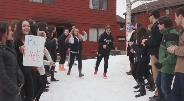 BC Funk Snow Dancing