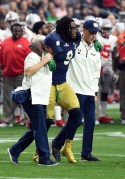 Debate This: Jaylon Smith Should Have Skipped Fiesta Bowl