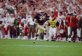 Film Session: Notre Dame vs. Miami, 1990