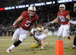 Stanford Game Provides Fork In the Road For Irish