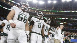 The Irish Get Well With Nevada Win, But Spartans Loom