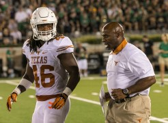 Notre Dame at Texas: Predictions from Deep in the Heart of Texas