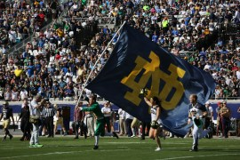Notre Dame vs. Navy 2016: PHOTO GALLERY BONANZA!